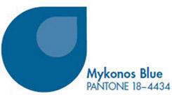 Pantone Mykonos